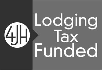 4 Jackson Hole - Lodging Tax Funded Logo