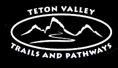 Teton Valley Trails and Pathways Logo