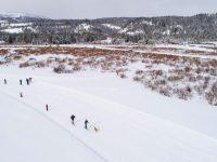 It's on!  Sunday,  9th Jan 2022                               JH Nordic Alliance's 5th Annual Free Ski, Fat Bike, & Snowshoe Day –