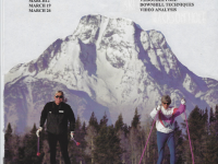 Early Skate Skiing Adventures, A Life Well-Lived in Jackson Hole