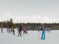 Video: Cross Country Travel in the Bridger-Teton National Forest